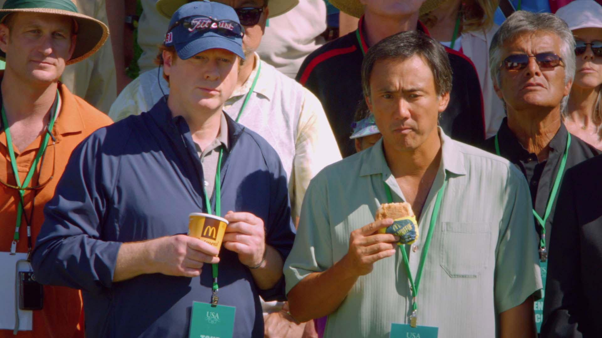 Arnold Worldwide, McDonalds, Golf Whisperer